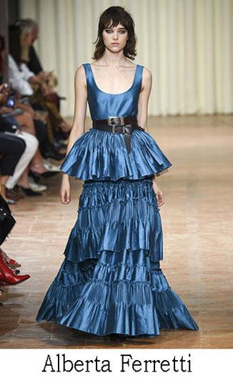 Alberta Ferretti spring summer 2017 fashion brand 23