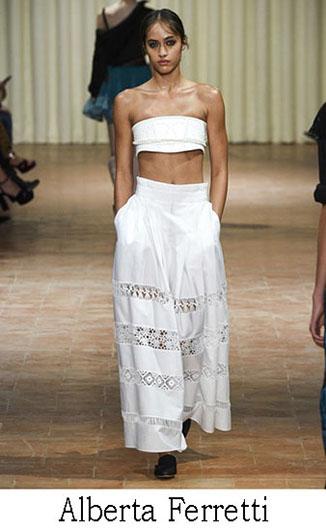 Alberta Ferretti spring summer 2017 fashion brand 24