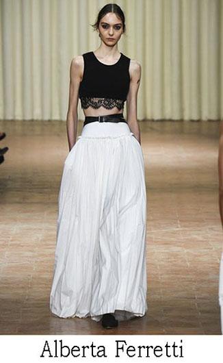 Alberta Ferretti spring summer 2017 fashion brand 25