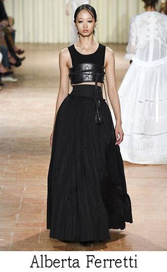 Alberta Ferretti spring summer 2017 fashion brand 27