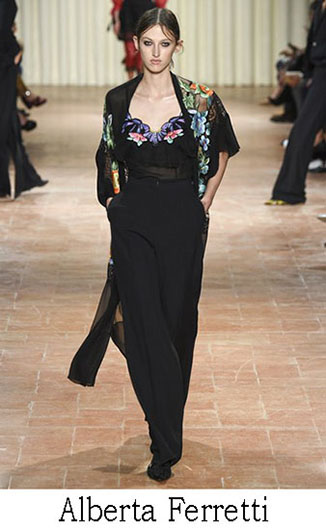 Alberta Ferretti spring summer 2017 fashion brand 3