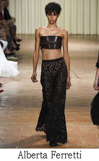 Alberta Ferretti spring summer 2017 fashion brand 32