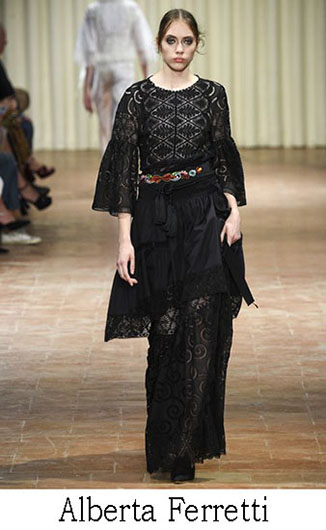 Alberta Ferretti spring summer 2017 fashion brand 33