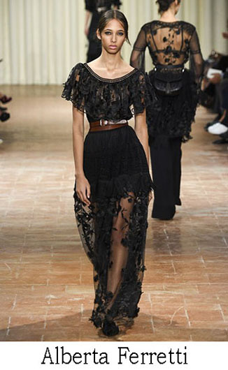 Alberta Ferretti spring summer 2017 fashion brand 36