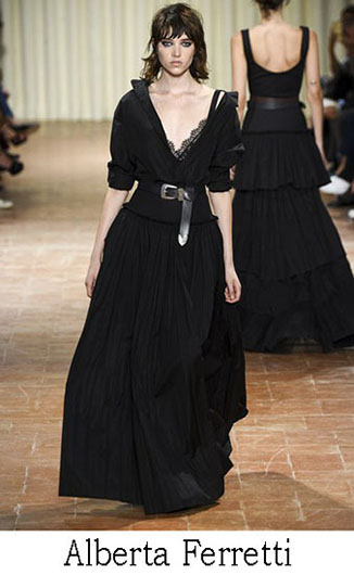 Alberta Ferretti spring summer 2017 fashion brand 37
