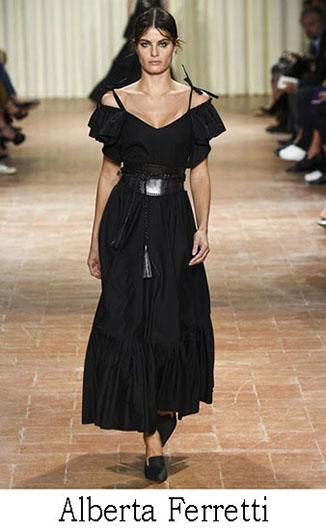 Alberta Ferretti spring summer 2017 fashion brand 38