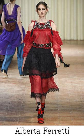 Alberta Ferretti spring summer 2017 fashion brand 4