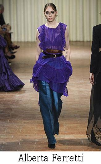 Alberta Ferretti spring summer 2017 fashion brand 42