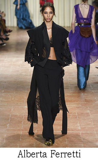 Alberta Ferretti spring summer 2017 fashion brand 43