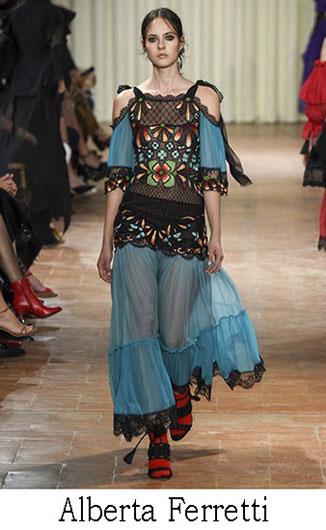 Alberta Ferretti spring summer 2017 fashion brand 5
