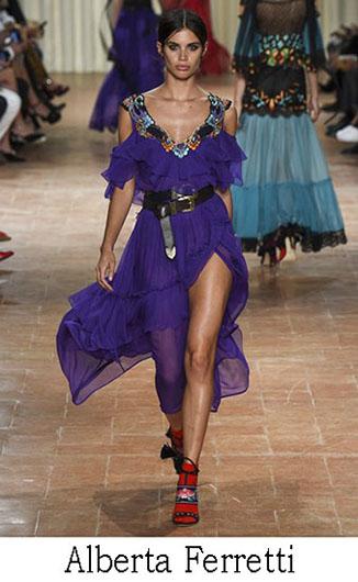 Alberta Ferretti spring summer 2017 fashion brand 6