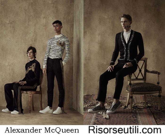 Accessories Alexander McQueen spring summer 2017