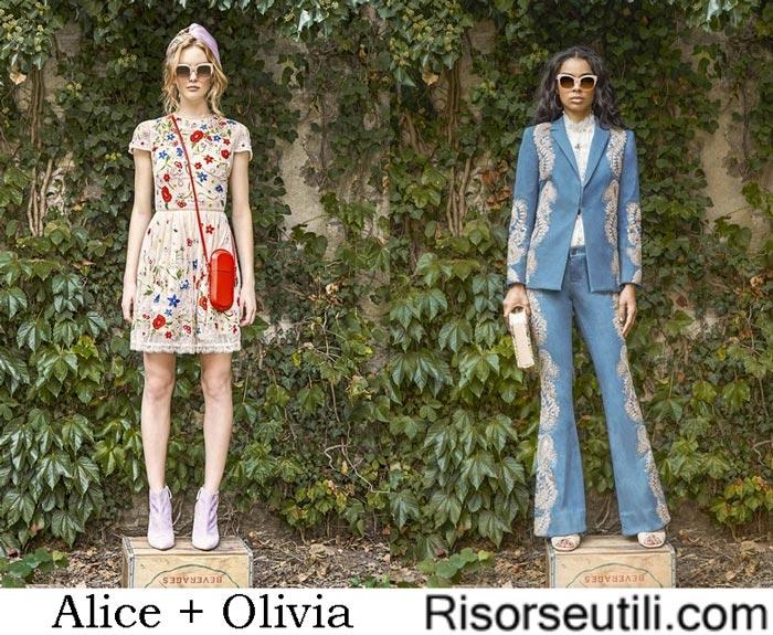 Accessories Alice + Olivia spring summer 2017