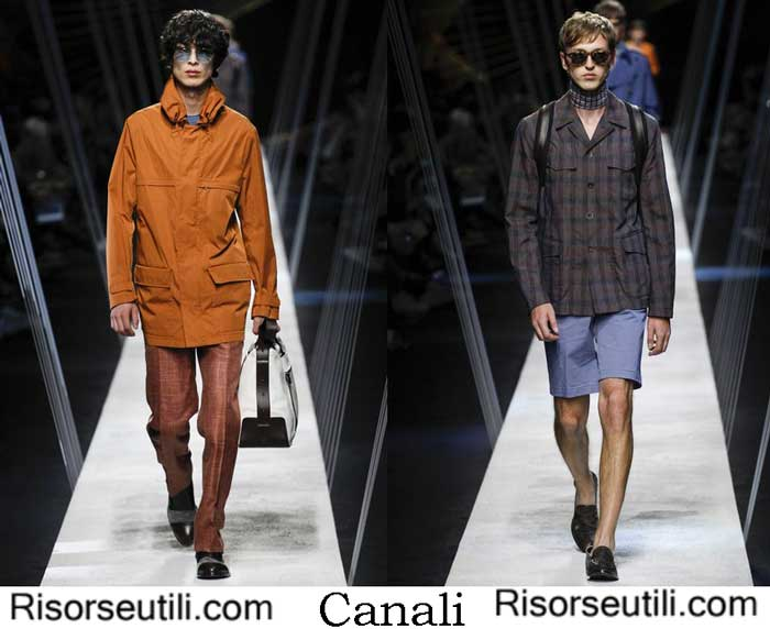 Accessories Canali spring summer 2017