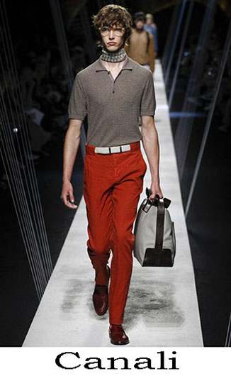 Accessories Canali spring summer for men