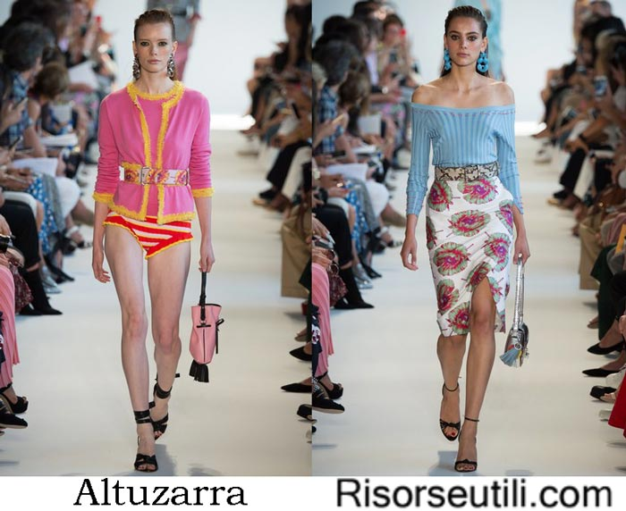 Altuzarra spring summer 2017 fashion show for women
