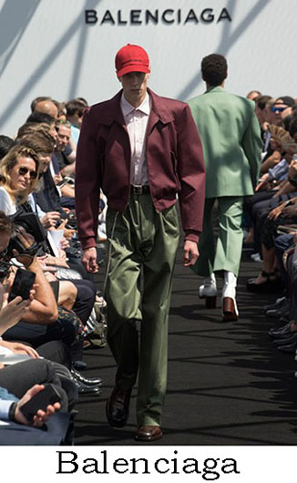 Balenciaga for men spring summer 2017