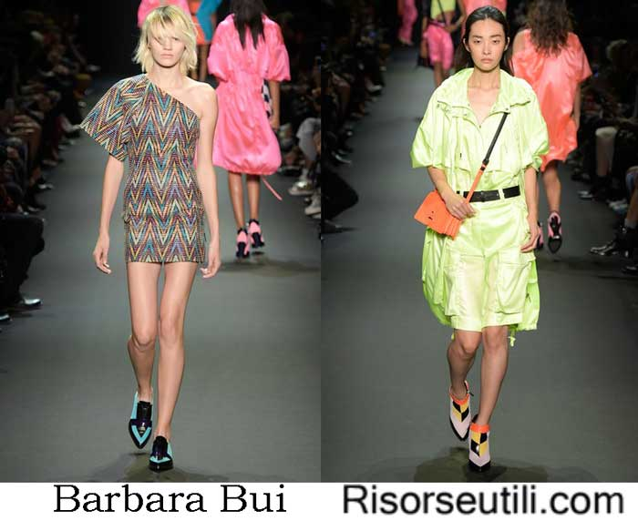 Barbara Bui spring summer 2017 fashion show for women