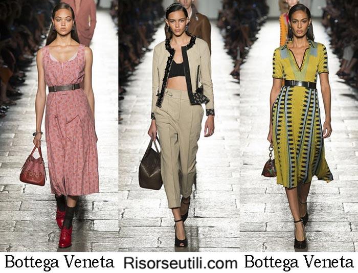Bottega Veneta spring summer 2017 fashion clothing