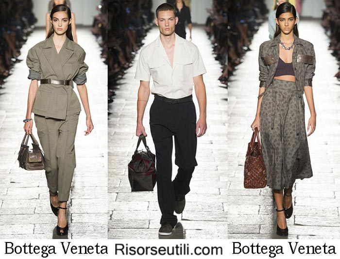 Bottega Veneta spring summer 2017 fashion show women and men