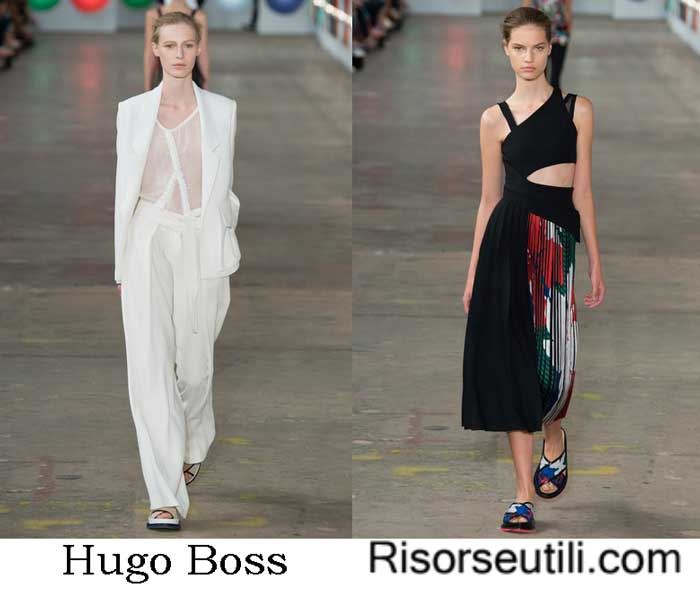 Brand Hugo Boss spring summer 2017