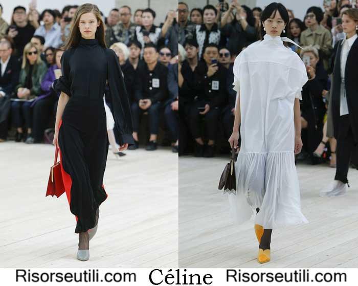 Céline spring summer 2017 fashion show for women