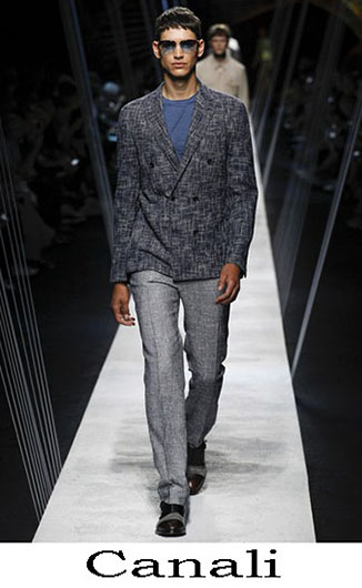 Canali for men spring summer 2017