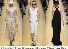 Christian Dior spring summer 2017 fashion lifestyle for women