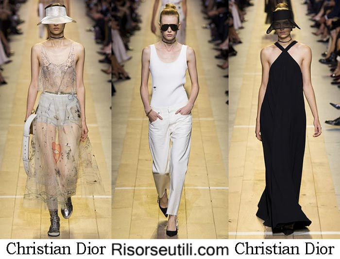 Christian Dior spring summer 2017 fashion lifestyle