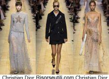 Christian Dior spring summer 2017 fashion show for women