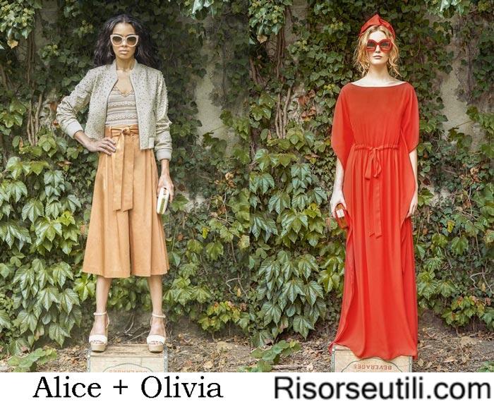 Clothes Alice + Olivia spring summer 2017