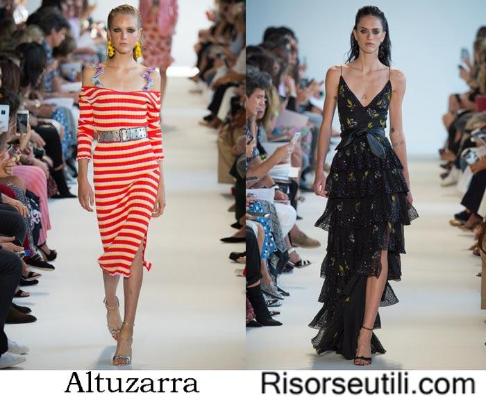 Clothes Altuzarra spring summer 2017