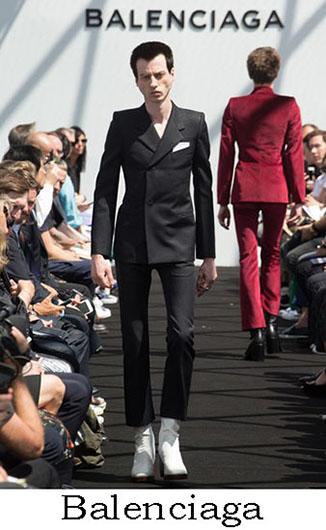 Clothes Balenciaga spring summer for men