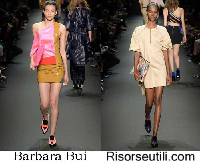Clothes Barbara Bui spring summer 2017