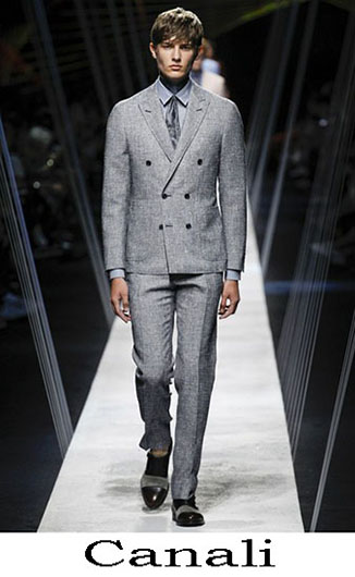 Clothes Canali spring summer for men