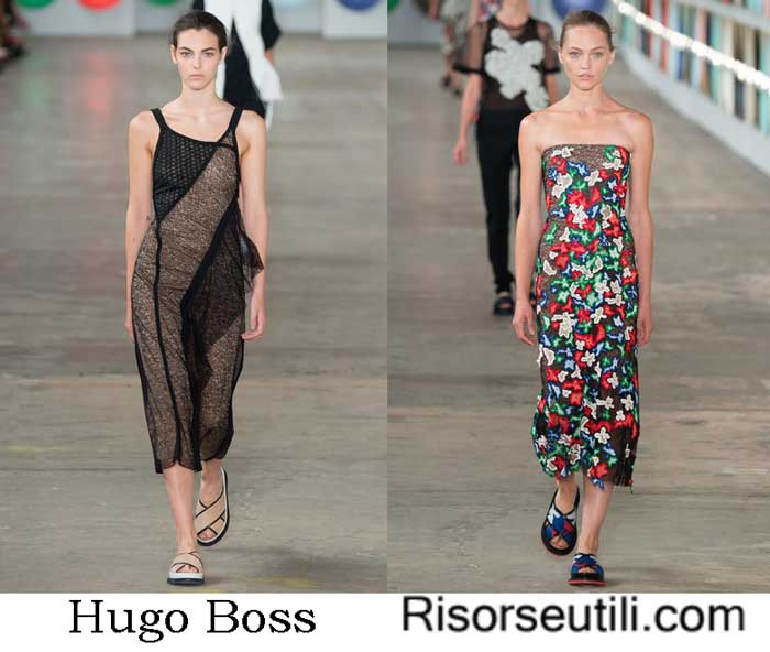 Clothes Hugo Boss spring summer 2017