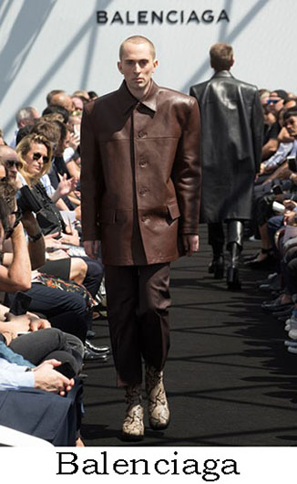 Clothing Balenciaga spring summer for men
