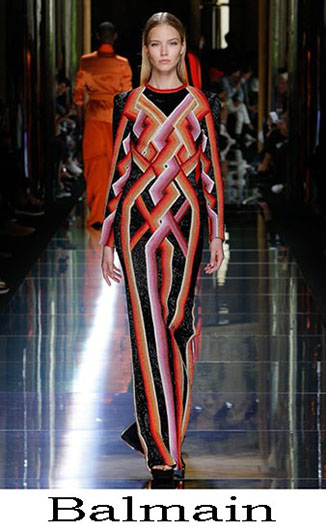 Clothing Balmain spring summer 2017
