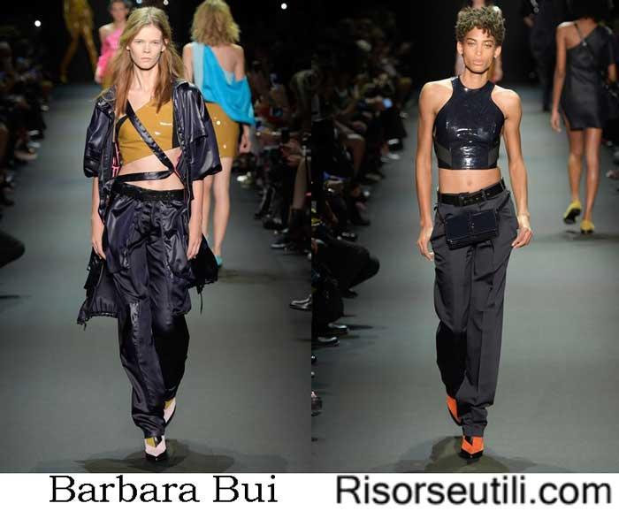 Clothing Barbara Bui spring summer 2017