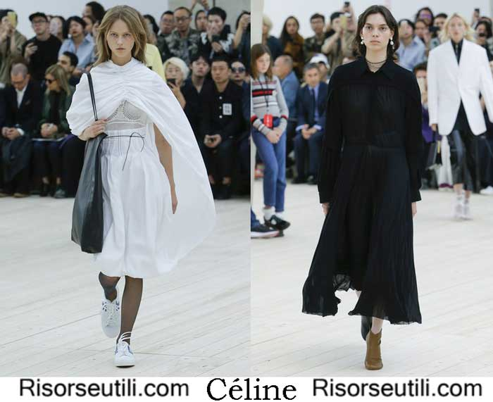 Clothing Céline spring summer 2017