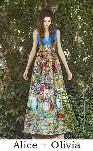 Collection Alice + Olivia spring summer for women