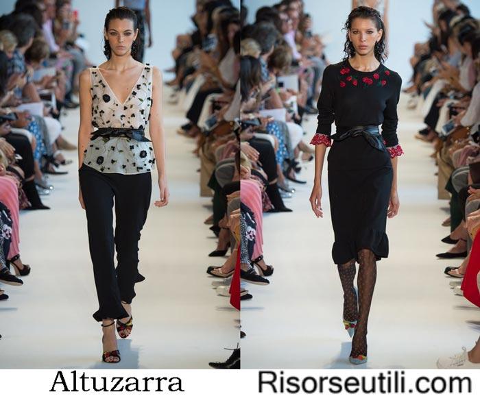 Collection Altuzarra spring summer 2017