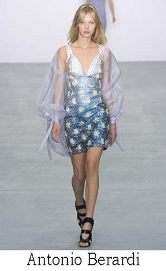Collection Antonio Berardi spring summer women
