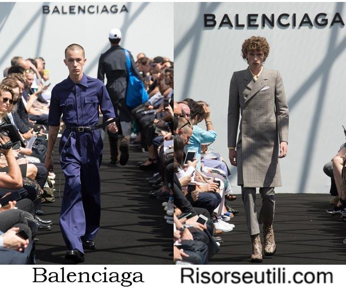 Collection Balenciaga spring summer 2017