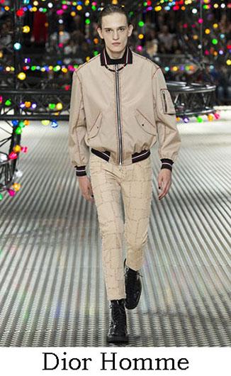 Dior Homme spring summer 2017 fashion for men look 1