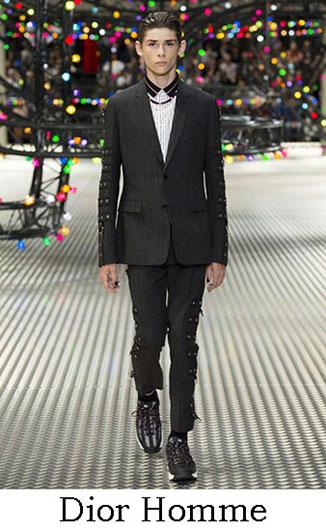 Dior Homme spring summer 2017 fashion for men look 11