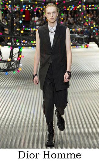 Dior Homme spring summer 2017 fashion for men look 12