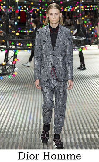 Dior Homme spring summer 2017 fashion for men look 19