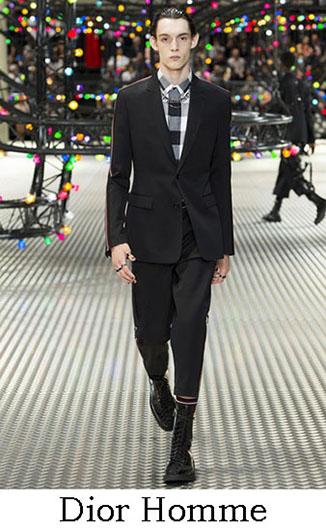 Dior Homme spring summer 2017 fashion for men look 2