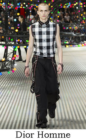 Dior Homme spring summer 2017 fashion for men look 3